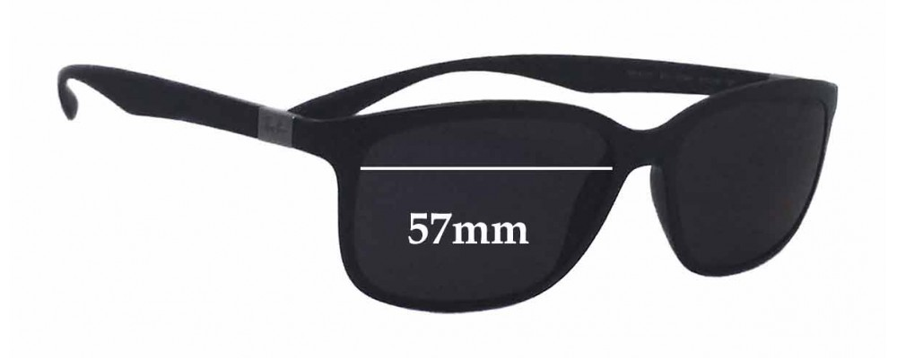 113f8b34905 Ray Ban RB4215 Liteforce Replacement Lenses - 57mm wide