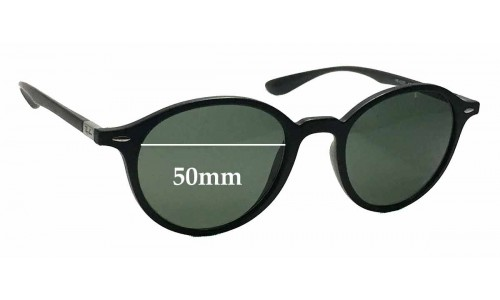 Ray Ban RB4237 Replacement Sunglass Lenses - 50mm wide