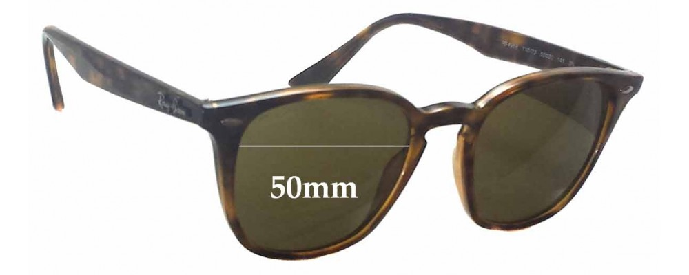 36bce60ce4719 Ray Ban RB4258 Replacement Lenses 50mm by The Sunglass Fix®