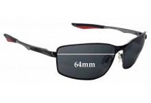 Reebok RBS 5 New Sunglass Lenses - 64mm Wide