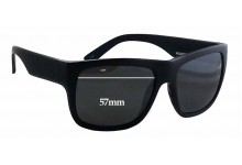 Rip Curl Merrick Replacement Sunglass Lenses - 57mm Wide