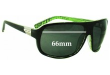 Rip Curl The Ledge Replacement Sunglass Lenses - 66mm wide