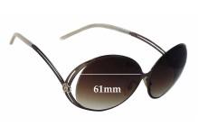 Roberto Cavalli Onfale 332 New Sunglass Lenses - 61mm wide