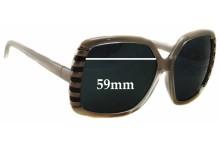 Roberto Cavalli Cimbidium 658S New Sunglass Lenses - 59mm wide