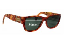 Rochas 9015 Replacement Sunglass Lenses -  54mm wide