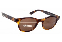 Rodenstock R5185 Replacement Sunglass Lenses - 48mm wide