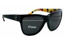 Roxy Gossip Replacement Sunglass Lenses - 57mm wide