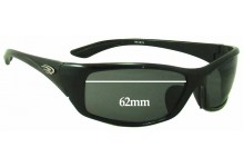 Ryders Oxygen Replacement Sunglass Lenses - 62mm wide