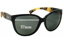 Ralph Lauren RA 5181 Replacement Sunglass Lenses - 57mm wide