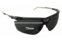 Rudy Project Magster Replacement Sunglass Lenses - 72mm wide
