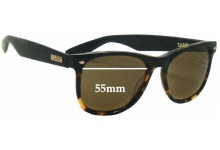 Sabre The Village Replacement Sunglass Lenses - 55mm Wide