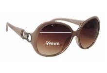 Salvatore Ferragamo SF602S New Sunglass Lenses - 59mm wide