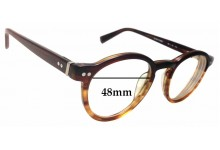 Seraphin Quincy 8668 Replacement Sunglass Lenses - 48mm wide