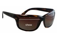 Sunglass Fix Replacement Lenses for Serengeti Vetera - 63mm wide