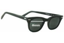 Shuron Freeway New Sunglass Lenses - 46mm Wide