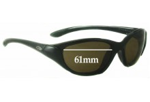 Smith Empire Replacement Sunglass Lenses - 61mm wide