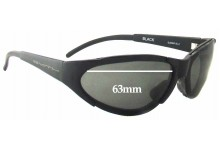 Smith Slider SL-2 Replacement Sunglass Lenses - 63mm wide