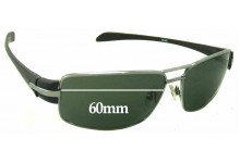 Spotters Dune Replacement Sunglass Lenses - 60mm wide