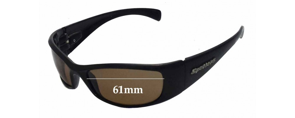 602c1b8dc90 Spotters Artic Penetrator Replacement Sunglass Lenses - 61mm wide