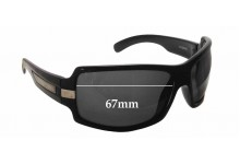 Spotters Cosmic Replacement Sunglass Lenses - 67mm wide