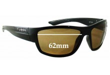 Spotters Nitro Replacement Sunglass Lenses - 62mm wide