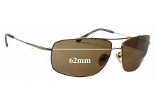Spotters Tango Replacement Sunglass Lenses - 62mm wide