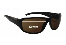 Spotters Vector Replacement Sunglass Lenses - 64mm wide