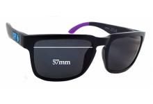 Spy Optics Helm Replacement Sunglass Lenses - 57mm Wide
