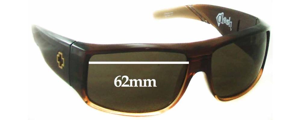 b3cd8f72c9 Spy Optics Clash Replacement Lenses - 62mm Wide
