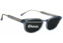 Steven Alan Monroe Replacement Sunglass Lenses - 49mm wide