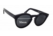Sunday Somewhere Kiteys Replacement Sunglass Lenses - 50mm wide x 48mm tall