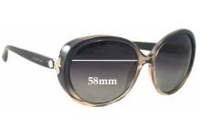 Swarovski Ciara SW28 New Sunglass Lenses - 58mm wide