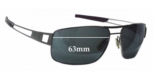 Tag Heuer Eyeglasses Frame Replacement Parts : Tag Heuer Speedway TH0202 Replacement Sunglass Lenses ...