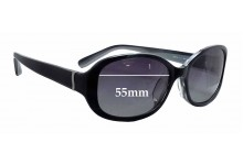 TC Charton Regina Replacement Sunglass Lenses - 55mm wide