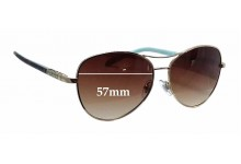 Tiffany & Co TF 3041 Replacement Sunglass Lenses - 57mm wide