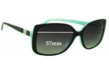 Tiffany & Co TF4071-B Replacement Sunglass Lenses - 57mm Wide