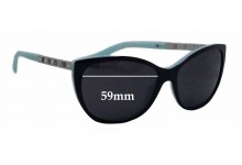 Tiffany & Co TF4094-B Replacement Sunglass Lenses - 59mm wide
