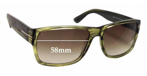 d821d180b2c Tom Ford Sunglasses Replacement Lenses
