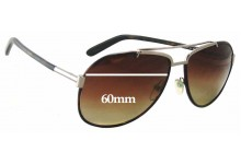Tom Ford Miguel TF148 Replacement Sunglass Lenses - 60mm Wide