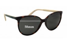 Tommy Hilfiger / Specsavers TH Sun Rx 16 Replacement Sunglass Lenses - 58mm wide