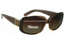 Tory Burch TY7018 New Sunglass Lenses - 58mm Wide