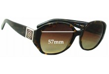 Tory Burch TY7043 New Sunglass Lenses - 57mm Wide