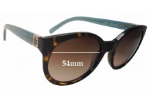 Sunglass Fix New Replacement Lenses for Tory Burch TY7079 - 54mm Wide