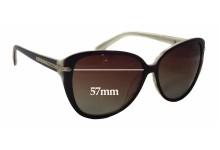 Trussardi TR12847 New Sunglass Lenses - 57mm wide x 50mm tall