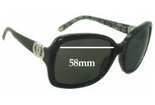 Tiffany & Co TF4029 Replacement Sunglass Lenses - 58mm Wide