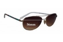 Vera Bradley Heidi Replacement Sunglass Lenses - 56mm wide