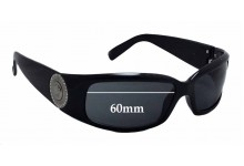 Versace VE 4044B Replacement Sunglass Lenses - 60mm wide