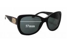 Versace MOD 4250 New Sunglass Lenses - 57mm wide