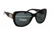 Versace MOD 4250 Replacement Sunglass Lenses - 57mm wide