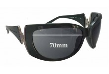 Vivienne Westwood VW58006 Replacement Sunglass Lenses - 70mm wide